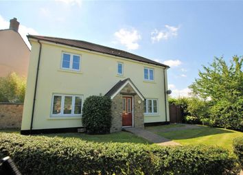 Thumbnail 4 bed detached house for sale in Hooper Close, Hatherleigh, Okehampton