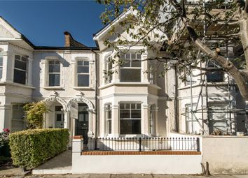Thumbnail 4 bed terraced house for sale in Pulborough Road, Southfields, London