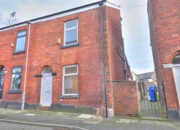 Thumbnail 1 bed end terrace house for sale in Enfield Street, Hyde, Greater Manchester