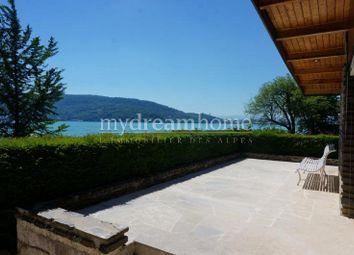 Thumbnail 5 bed villa for sale in Veyrier-Du-Lac, 74290, France