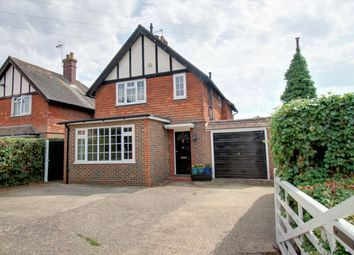 Thumbnail 3 bed detached house for sale in Lingfield Road, Edenbridge