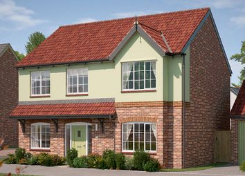 "Thumbnail 5 bed property for sale in ""The Durham"" at Bowbridge Lane, New Balderton, Newark"