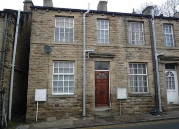 Thumbnail 2 bedroom end terrace house for sale in Radcliffe Road, Slaithwaite, Huddersfield