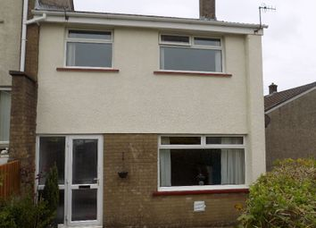 Thumbnail 3 bed terraced house for sale in Gurnos Estate, Brynmawr, Ebbw Vale
