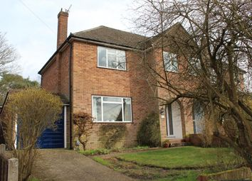 Thumbnail 3 bedroom semi-detached house for sale in Rosemary Avenue, Ash Vale