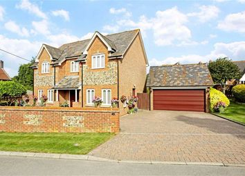 Thumbnail 4 bed detached house for sale in Jubbs Lane, Ogbourne St. George, Marlborough