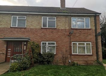 Thumbnail 1 bedroom flat to rent in Chaucer Road, Peterborough