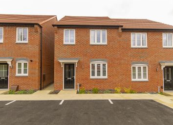 Thumbnail 3 bed semi-detached house for sale in Baker Place, Wingerworth, Chesterfield