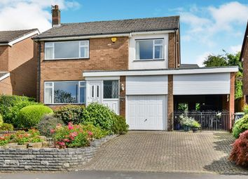 Thumbnail 4 bed detached house for sale in Heath Road, Glossop