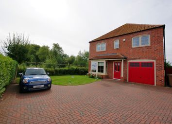 Thumbnail 4 bed detached house to rent in Abbottsford Way, Lincoln