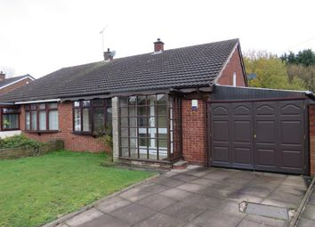 Thumbnail 2 bed bungalow to rent in Charlotte Road, Wednesbury