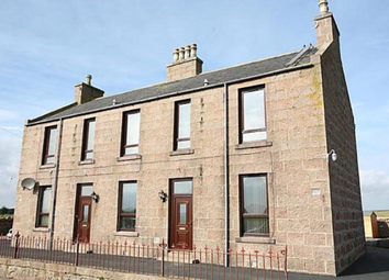 Thumbnail 3 bed semi-detached house to rent in Kennedy Buildings, Longhaven AB42,