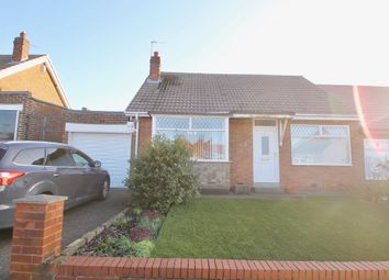 Thumbnail 3 bedroom semi-detached bungalow to rent in Birchfield Gardens, Low Fell, Gateshead, Tyne & Wear