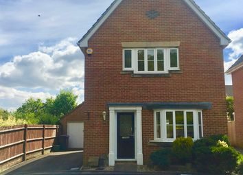 Thumbnail 3 bed detached house to rent in Jack Close, Chandler's Ford, Eastleigh