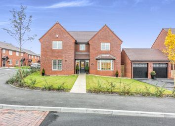 Thumbnail 4 bed detached house for sale in Lanthorne Close, Martley, Worcester, Worcestershire