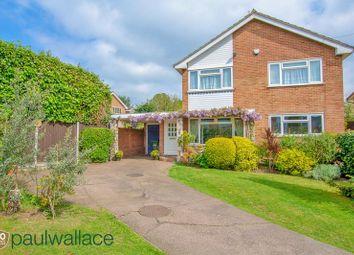 4 bed detached house for sale in Bassingbourne Close, Broxbourne EN10
