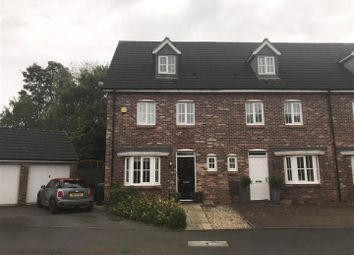 Thumbnail 4 bed terraced house for sale in Castle House Drive, Stafford