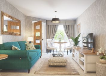 Thumbnail 1 bed flat for sale in Penn Street, Oakham