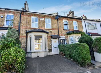 Thumbnail 2 bed terraced house for sale in Carnarvon Road, South Woodford, London