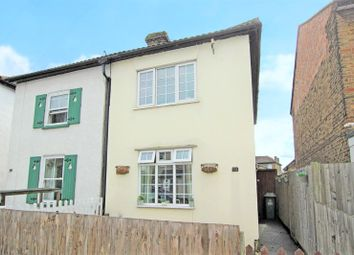Thumbnail 3 bed semi-detached house for sale in Shirley Road, Sidcup, Kent
