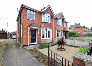 Thumbnail 3 bedroom semi-detached house for sale in St. Pauls Road, Scunthorpe