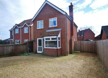 Thumbnail 3 bed detached house for sale in St. Marks Road, Holbeach, Spalding