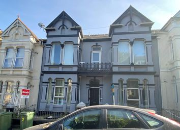 Thumbnail 1 bed flat to rent in Connaught Avenue, Mannamead, Plymouth