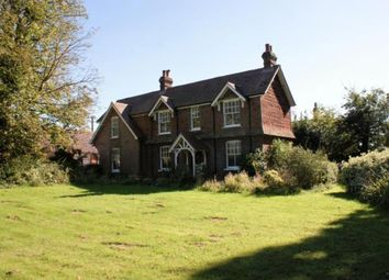 Thumbnail 4 bed equestrian property for sale in Rudgwick, Horsham, West Sussex