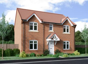 Thumbnail 4 bed detached house for sale in Meadows View, Bottesford, Nottingham