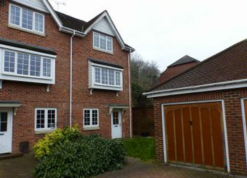 Thumbnail 4 bed semi-detached house for sale in The Sidings, High Wycombe