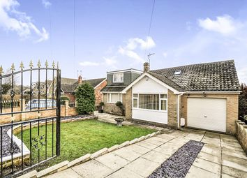 Thumbnail 4 bed bungalow for sale in Tenters Green, Worsbrough, Barnsley