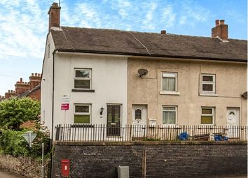 Thumbnail 2 bed end terrace house for sale in Broad Street, Leek