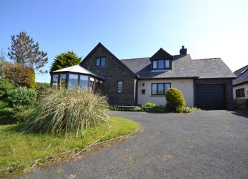 Thumbnail 4 bed detached bungalow for sale in Penparc, Trefin, Haverfordwest