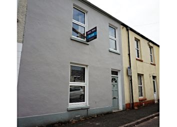 Thumbnail 3 bed terraced house to rent in Barnsfield Terrace, Carmarthen