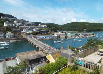 Thumbnail 1 bed property to rent in Wesley Terrace, East Looe, Looe