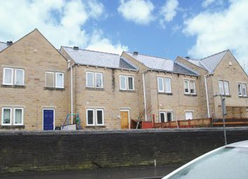 Thumbnail 3 bed town house to rent in Brougham Court, Boothtown, Halifax, West Yorkshire