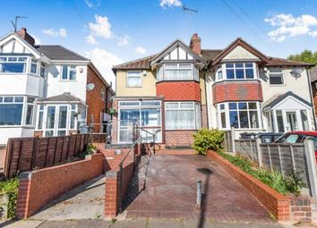 Thumbnail 3 bedroom semi-detached house for sale in Josiah Road, Northfield, Birmingham, West Midlands