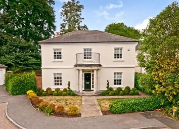 Thumbnail 5 bed detached house for sale in Clare Wood Drive, East Malling, West Malling