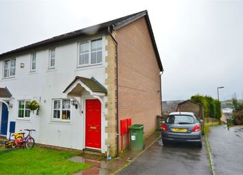 Thumbnail 2 bed semi-detached house for sale in Ramson Close, Penpedairheol, Hengoed, Caerphilly