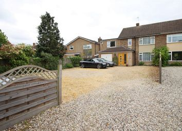 Thumbnail 5 bedroom semi-detached house for sale in St Audrey Lane, St Ives, Cambridgeshire
