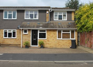 Thumbnail 5 bed semi-detached house for sale in Edridge Close, Hornchurch, Essex