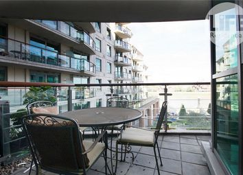 Thumbnail 1 bed flat for sale in Galleon House, 8 St George Wharf, London