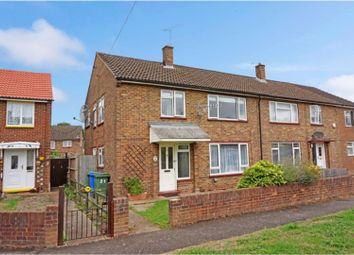 Thumbnail 4 bed semi-detached house for sale in Hawthorn Close, Aldershot