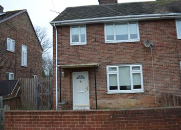 Thumbnail 3 bed semi-detached house to rent in South View, Blyth