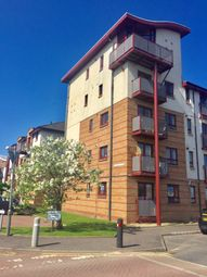 Thumbnail 2 bed flat to rent in Rowallan Court, South Beach Road, Ayr