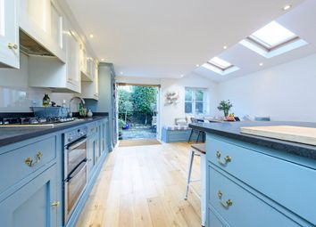 Thumbnail 4 bed terraced house for sale in Buckmaster Road, London