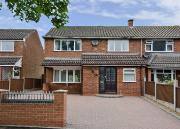 Thumbnail 3 bed semi-detached house for sale in Weston Road, Lichfield