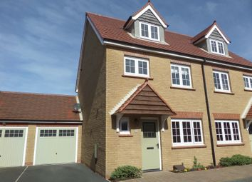 Thumbnail 4 bed semi-detached house for sale in Seacrest Avenue Harbour Villiage, Fleetwood