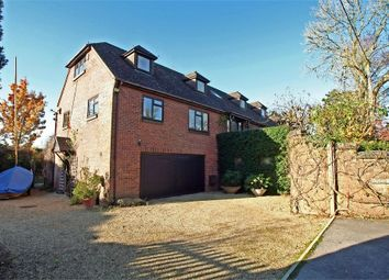 Thumbnail 5 bed detached house for sale in Downs Lane, Manton, Marlborough, Wiltshire