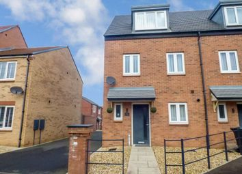 Thumbnail 3 bed terraced house for sale in Ridley Gardens, Shiremoor, Newcastle Upon Tyne